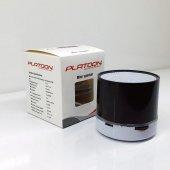 Platoon Bluetooth Speaker Fm Radyo/Sd/Usb Müzik Kutusu Pl-4152