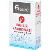 Biovitals Fitozen İngiliz Karbonatı Sodyum Bikarbonat 200 Gr