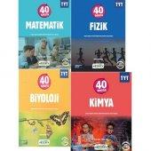 Okyanus Yks Tyt 40 Seansta Kazandıran Set 4 Kitap