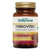 Aksu Vital Shiffa Home Üzüm Çekirdeği Ekstresi (Ferrovitec) 60 Kapsül