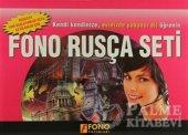Fono Rusça Set (14 Kitap + 6 Cd) Fono Yayınları