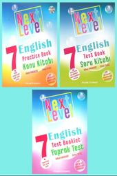 Palme 7. Sınıf Next Level English Konu + Soru + Yaprak Test Seti