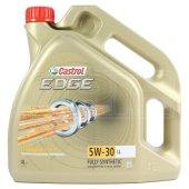Castrol Edge LL 5W-30 4 Litre Tam Sentetik Motor Yağı