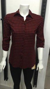 Kırmızı Siyak Kareli Gömlek