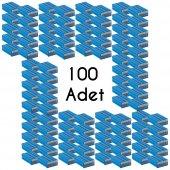Sembol 102 Plastik Çekmeceli Kutu (100' Lü Paket) 85x122x41 Mm