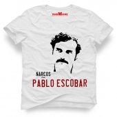 Tshirthane Narcos Pablo Escobar Tişört Erkek...