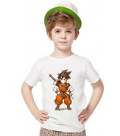 Tshirthane Dragon Ball Goku Tişört Çocuk Tshirt...