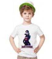 Tshirthane Fortnite Dark Bomber Tişört Çocuk Tshirt