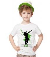 Tshirthane Fortnite Dab Tişört Çocuk Tshirt