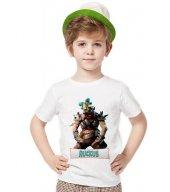 Tshirthane Fortnite Ruckus Tişört Çocuk Tshirt