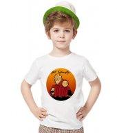 Tshirthane Rick And Morty Tişört Çocuk Tshirt