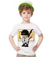 Tshirthane Pubg Shotgun Tişört Çocuk Tshirt