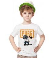 Tshirthane Pubg Dap Tişört Çocuk Tshirt