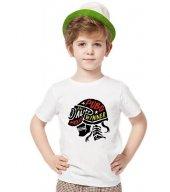 Tshirthane Pubg Kurukafa Tişört Çocuk Tshirt