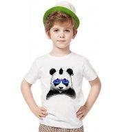 Tshirthane Panda Tişört Çocuk Tshirt