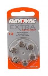 Rayovac 13 Numara Kulaklık Pili 6lı Paket