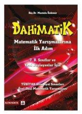 Dahimatik Matematik Yarışmalarına İlk Adım 7.8.sınıflar Ve Yeni Başlayanlar İçin Altın Nokta Yayınları