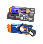 Blaze Storm Zc7086 Manuel Tüfek 4 Hazneli Aynalı Sünger Mermili