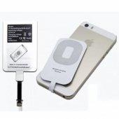 iPhone 5-5S-6-6S-7 Plus Lightning Wireless Kablosuz Şarj Alıcısı