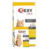 Rexy Tavuk Adult Cat Food Yetişkin Kedi Maması Tav...
