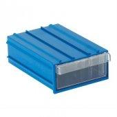 Sembol 202 Plastik Çekmeceli Kutu (40'lı Paket)