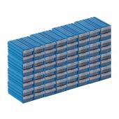 Sembol 300 Plastik Çekmeceli Kutu 110x122x58mm (80 Çekmeceli)