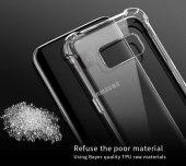 Samsung Galaxy S8 Kılıf Nitro Anti Shock Silikon Kapak Arka Koruma