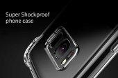 Samsung Galaxy S8 Kılıf Nitro Anti Shock Silikon Kapak Arka Koruma-4