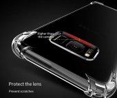 Samsung Galaxy S8 Kılıf Nitro Anti Shock Silikon Kapak Arka Koruma-8