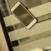 Apple iPhone 6 Plus Kılıf Lopard Kaymaz Silikon Kapak Arka Koruma Kabı-3