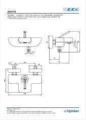 ECA BAYİSİNDEN Novita Banyo Bataryası 102102447-2