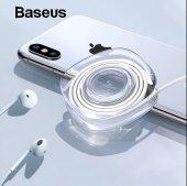 Baseus Universal Gel Pad Telefon Tutucu transparent Şeffaf ACSST-A02