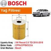 Vw Passat 2.0 Tdı Yağ Filtresi 2010 2015 Bosch