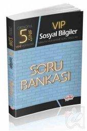 5. Sınıf Vıp Sosyal Bilgiler Soru Bankası