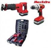 Max Extra Mx 4577 1812 Tilki Kuyruğu Ve Matkap Seti