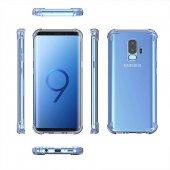 Samsung Galaxy S9 Plus Kılıf Nitro Anti Shock Silikon Kapak Arka Koruma