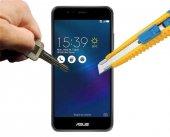 Asus Zenfone 3 Max ZC553KL Ekranı Tam Kaplayan Düz Cam Koruyucu-2