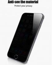 Apple iPhone 7 Plus 5D Privacy Cam Ekran Koruyucu-4