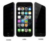 Apple iPhone 7 Plus 5D Privacy Cam Ekran Koruyucu-6