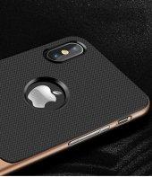 Apple iPhone X Kılıf Standlı Verus Arka Kapak-3