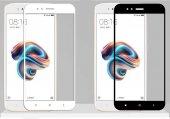 Xiaomi Mi 5x Kenarları Kırılmaya Dayanıklı Cam Ekran Koruyucu-4