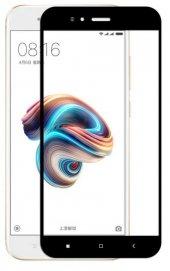 Xiaomi Mi 5x Kenarları Kırılmaya Dayanıklı Cam Ekran Koruyucu-5