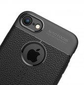 Apple iPhone 6 Kılıf Lopard Nish Silikon Kapak Arka Koruma-6