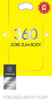 Apple İphone 8 Plus Lopard Zum Body Ekran Koruyucu Full Koruma