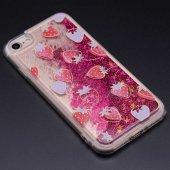 Apple İphone 7 Kılıf Lopard Marshmelo Silikon Kapak