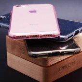 Apple iPhone 8 Kılıf Lopard Simy Silikon Kapak Arka Koruma Kabı-3