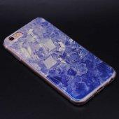 Apple iPhone 6 Kılıf Lopard Fani Silikon Kapak-2
