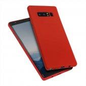 Samsung Galaxy Note 8 Kılıf 1.Kalite PP Silikon Kapak Arka Koruma Kabı-5