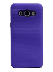 Samsung Galaxy J7 2016 Kılıf Lopard Youyou Silikon Kapak-3