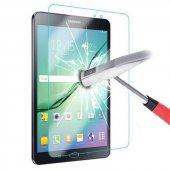 Samsung Galaxy Tab 4 8.0 T330 Temperli Cam Ekran Koruyucu